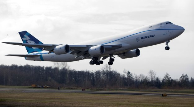Boeing - 747-8I
